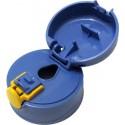 Nakrętka z serii niemowlęcej 110010 (stopień 3) - niebieska