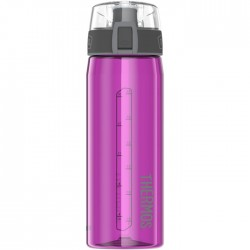 Butelka nawadniająca – purpurowa