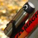 Mobilny termokubek - stal nierdzewna (termos na rower)