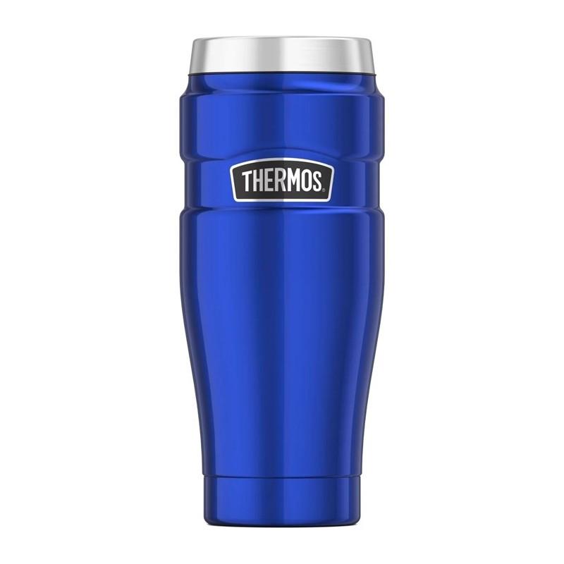 Wodoszczelny termokubek – niebieski