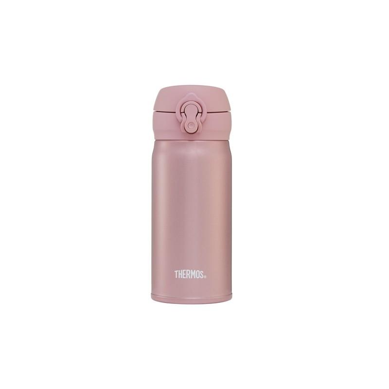 Mobilny termokubek - różowo-złoty
