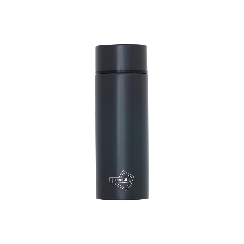 Kieszonkowy termokubek POKETLE - charcoal gray