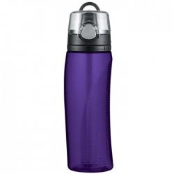 Butelka nawadniająca z licznikiem – fioletowa