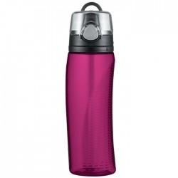 Butelka nawadniająca z licznikiem – purpurowa