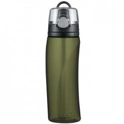 Butelka nawadniająca z licznikiem – oliwkowo zielona
