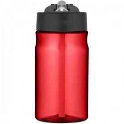 Dziecięca butelka nawadniająca ze słomką - czerwonaczerwona