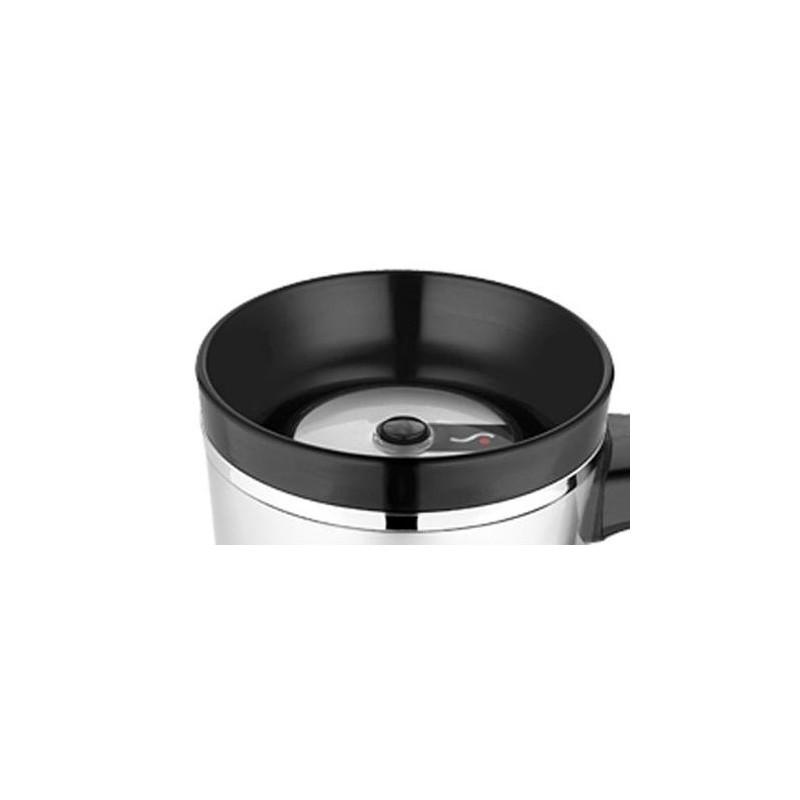 Nakrętka z przyciskiem do wodoszczelnego termokubka