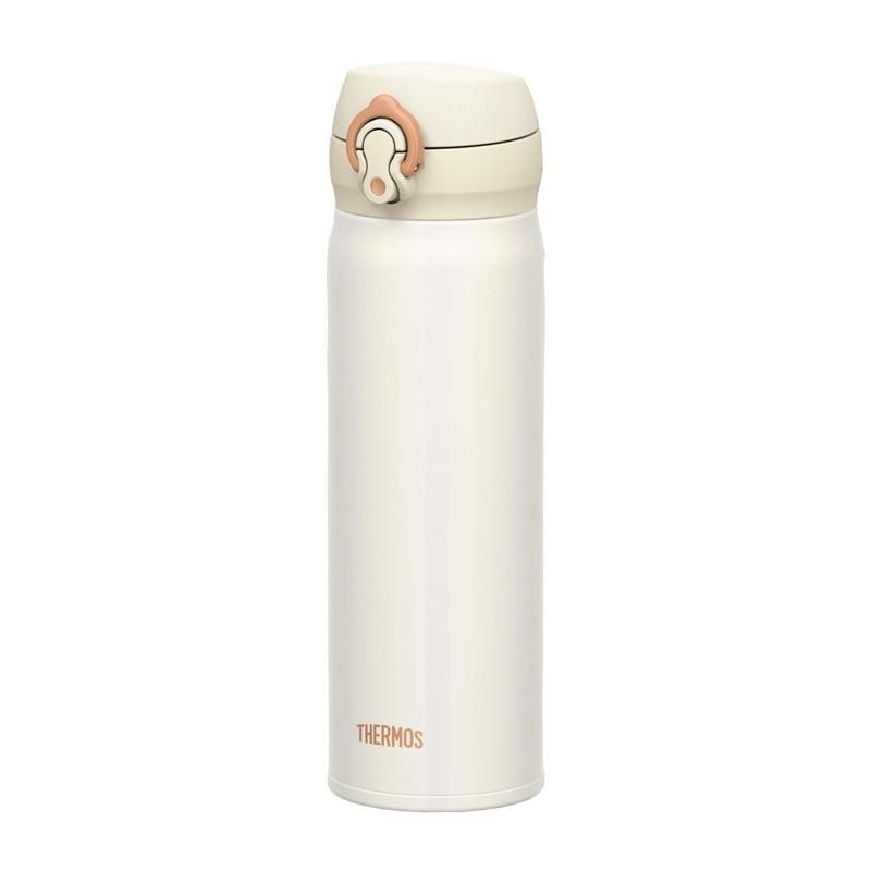 Mobilny termokubek – perłowo biały