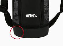 Thermos Sport - butelka termiczna dla sportowców - ochrona dna