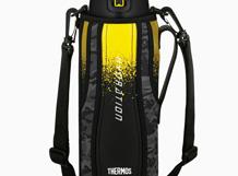 Thermos Sport - butelka termiczna dla sportowców -  futerał na termos