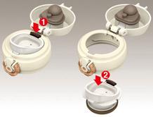 Thermos Versatile - univerzální termohrnek - konserwacja