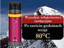 Thermos - termos outdoorowy - właściwości izolacyjne